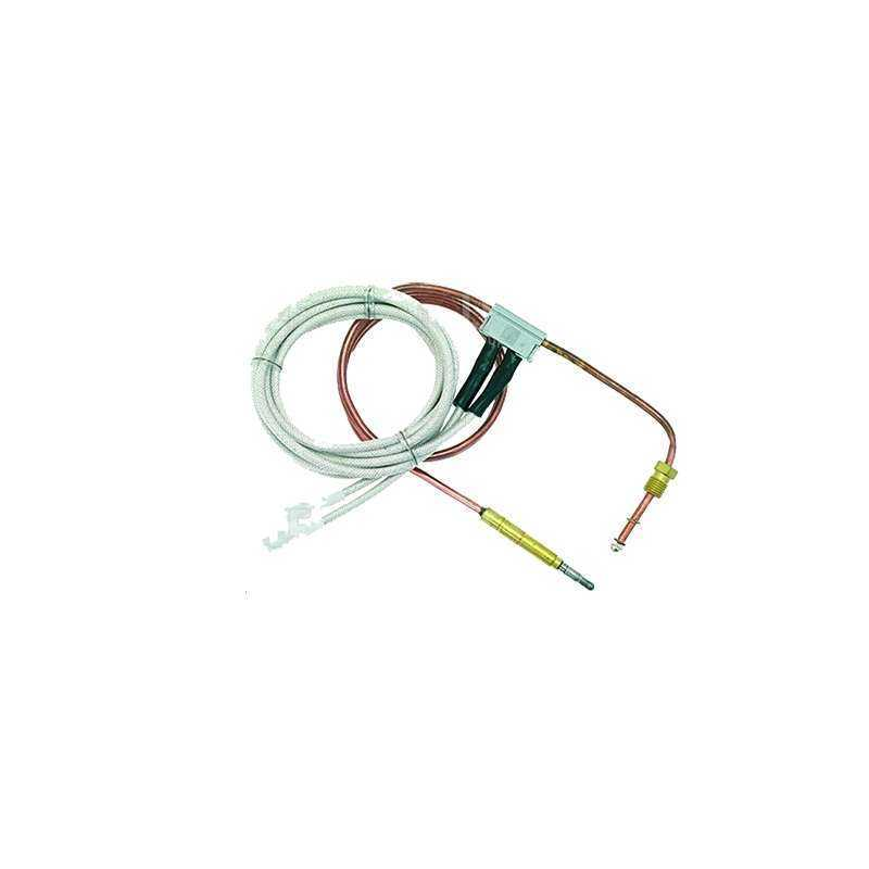 CUT-OFF THERMOCOUPLE M9x1 100 cm